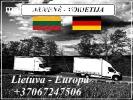Akmenė - Vokietija - Lietuva !