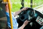 Autobuso vairuotojas Vokietijoje (830)