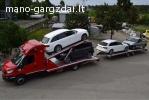 Verslas automobilių pervežimo transporto-ekspedicijos įmonė