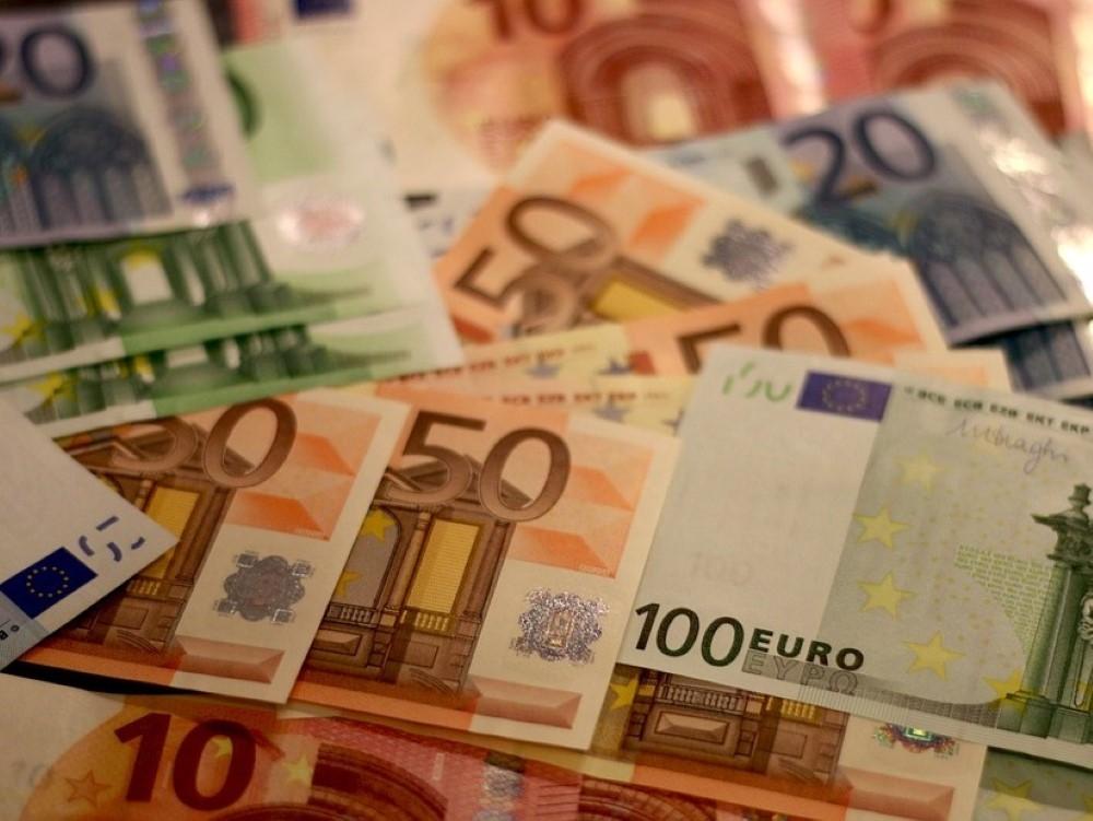 ISausio–gegužės mėnesių valstybės biudžeto pajamos mažesnės nei planuotos
