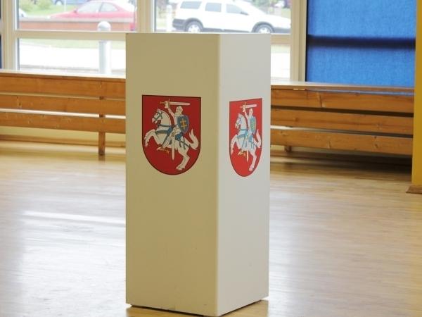 IVRK kviečia pilietiškus žmones tapti rinkimų savanoriais