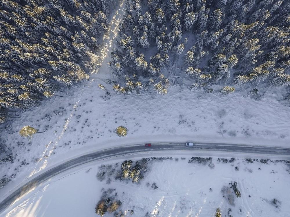 IPolicija primena: žiemiški orai sunkina dalyvavimą eisme