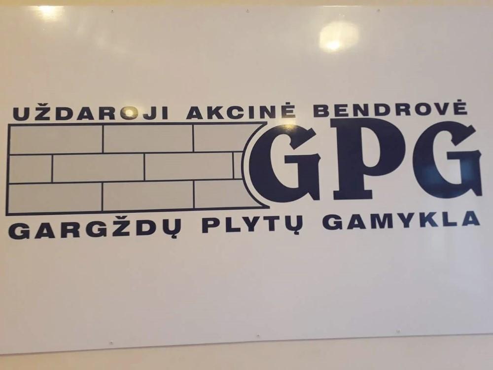IBankrutuojanti Gargždų plytų gamykla atleis 43 darbuotojus