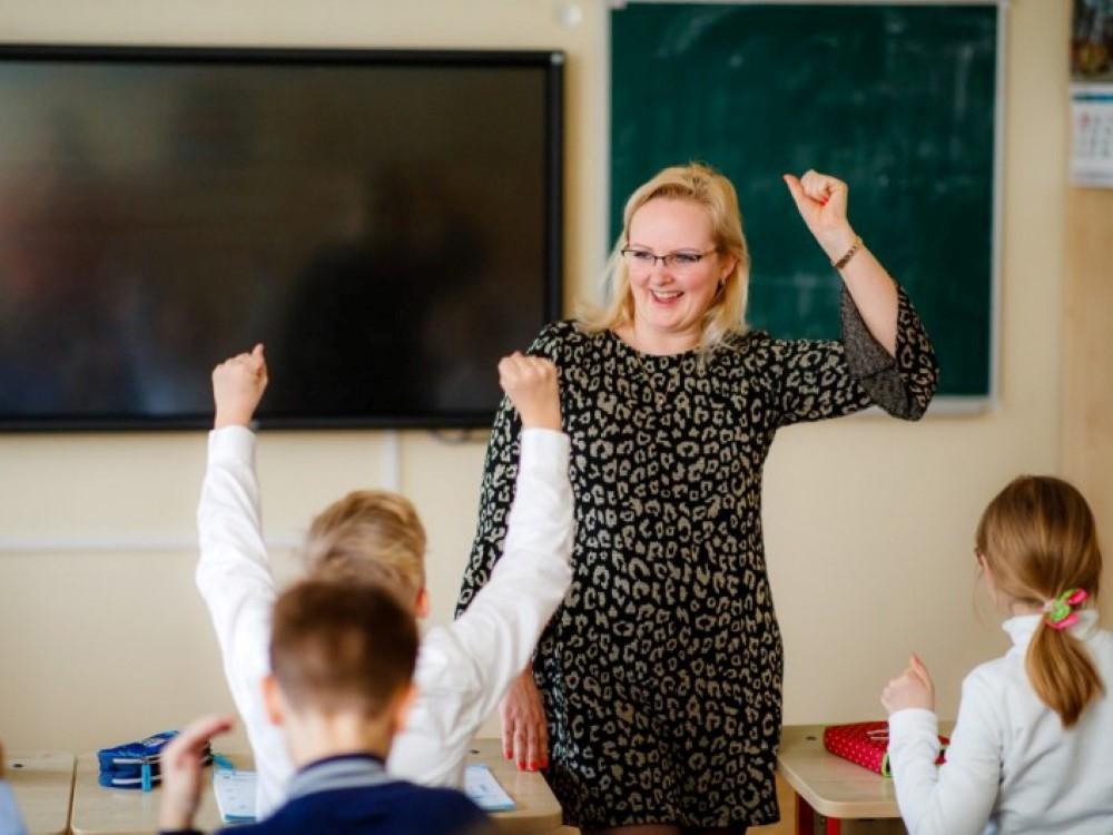 IDar 600 mokytojų galės įgyti galimybę mokyti kelių dalykų