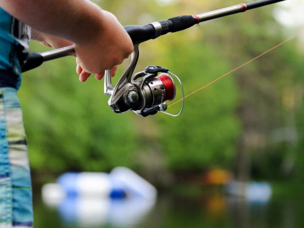 IPriminimas žvejams: įsigalioja draudimas žvejoti karšius